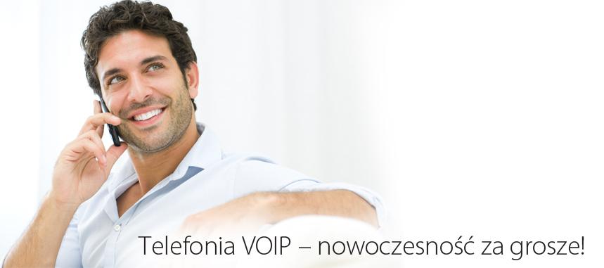 Telefonia VOIP - nowoczesność za grosze!